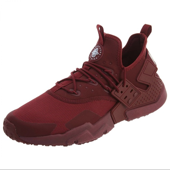 3ffec69ddcddb NWT NIKE Air Huarache Drift Red and White Shoes